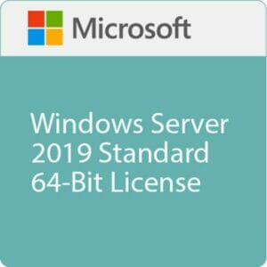 Microsoft Windows Server Standard 2019 64Bit