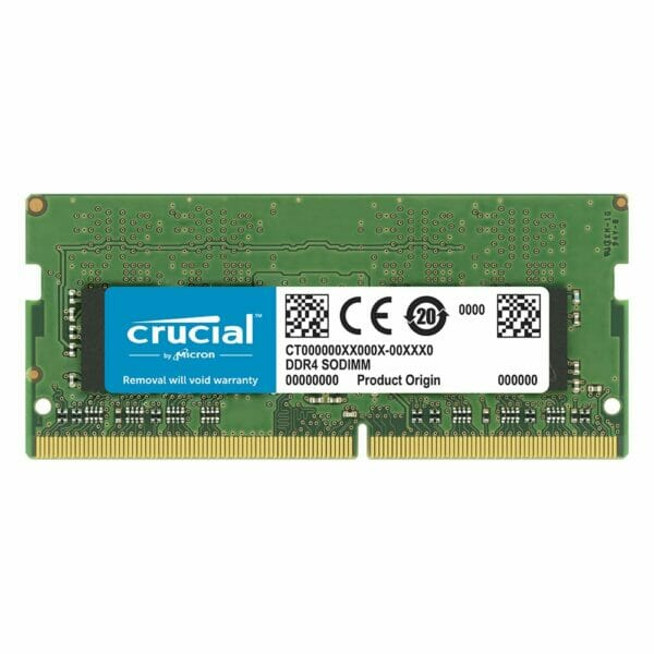 16GB DDR4 2666MHz Notebook Memory