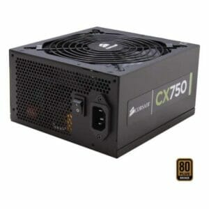750W Corsair CXM Series Power Supply | 80+ Bronze Certified