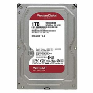 1TB Western Digital RED NAS Storage