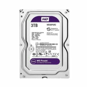 3TB Western Digital Purple HDD