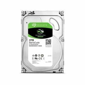 3TB Seagate SkyHawk HDD 5900RPM
