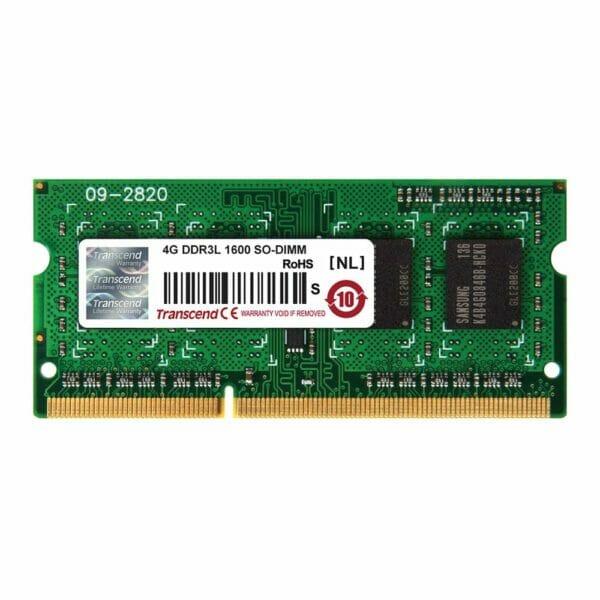 4GB DDR3 1600MHz MAC Memory