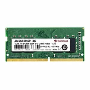 4GB DDR4 2666MHz Notebook Memory