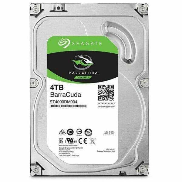 4TB Seagate HDD 5400RPM