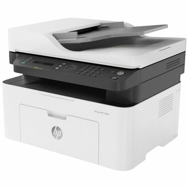 HP Mono LaserJet MFP 135w Print, Copy and Scan. up to 20ppm 1-5 users