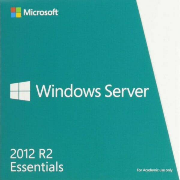 Microsoft Win Svr Essentials 2012 64Bit