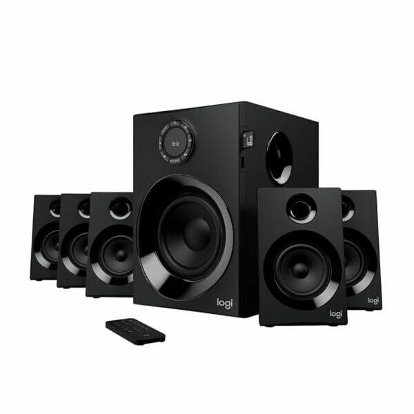 Logitech Z607 5.1 Surround Sound Speakers