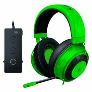 Razer Kraken Tournament ED Gaming Headset, Unidirectional Mic, 3.5mm