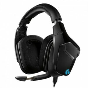 Logitech G635 lightsync surround gaming headset