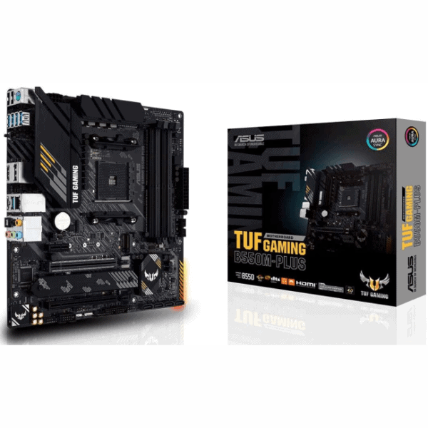 Asus TUF Gaming B55M-Plus Motherboard