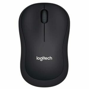 Logitech B220 Wireless Mouse Black