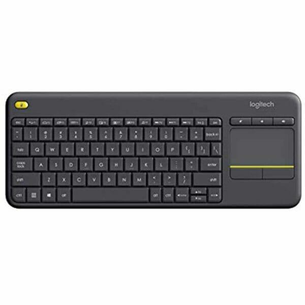 Logitech Wireless Keyboard - K400 Plus   keyboard