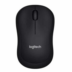 Logitech Wireless Mouse M185 Black & Blue