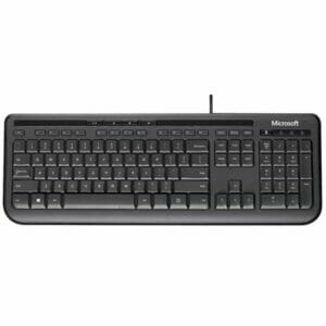 Microsoft Wired Keyboard 600 | Keyboard
