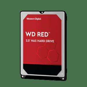 4TB Western Digital Red IntelliPower SATA HDD NAS Storage