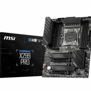 MSI X299 Pro Intel Motherboard