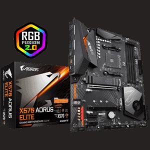Gigabyte X570 Aorus Elite Desktop Motherboard