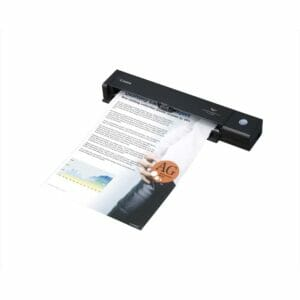 Canon P-208 | Portable A4 USB Scanner | Wifi scanner