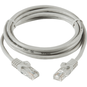 CAT5 Network Cable - 1M Grey