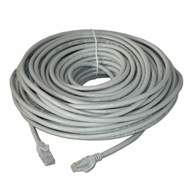 Network Cable CAT6 100M Roll (Just the Cable)