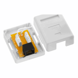 CAT6 Single Wall Box