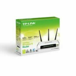 TPLINK Wireless N Router 300Mbps