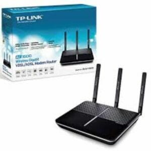TPLINK Archer VR600 AC1600 Wireless ADSL Router