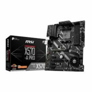 MSI X570-A Pro Gaming Motherboard