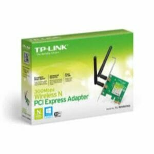 TPLINK Wireless PCIe Adapter 300Mbps