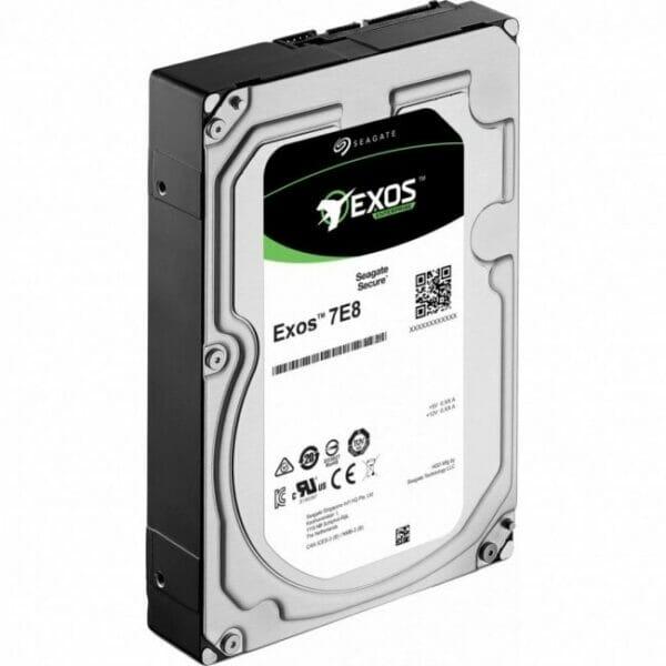 """Seagate Exos 7E8 6TB 512n SATA 3.5"""" Drive"""