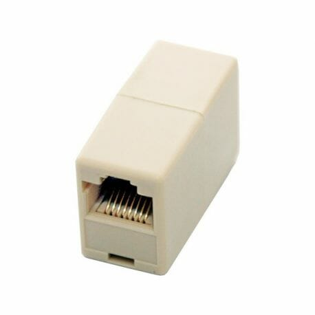 RJ45 Barrel Connector