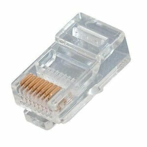 RJ 45 Connectors (100 pack)