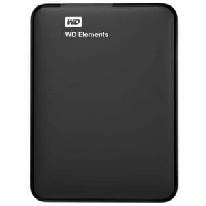 """2TB WD 2.5"""" USB Powered External Hard Drive"""