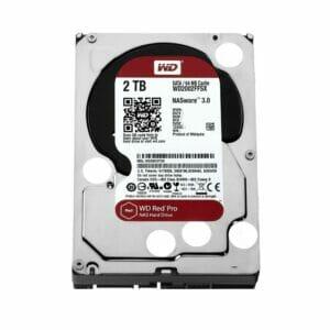 2TB Western Digital Red Pro HDD