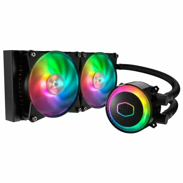 CoolerMaster MasterLiquid MLX-D24M-A20PC-R1 Liquid CPU Cooling