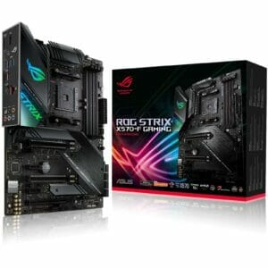 sus ROG Strix X570-F Gaming Motherboard For AMD AM4 CPU