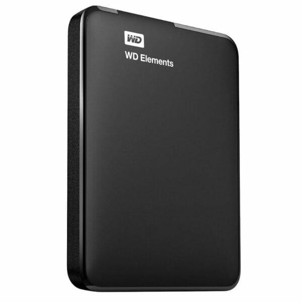 1TB Western Digital 1TBE-NWD External USB Powered HDD
