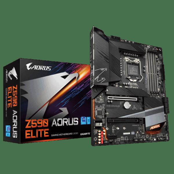 Gigabyte Z590 Aorus Elite