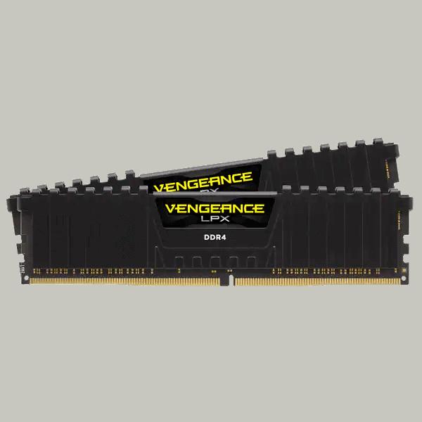 16GB DDR4 3200MHz Corsair Vengeance XMP Gaming Memory