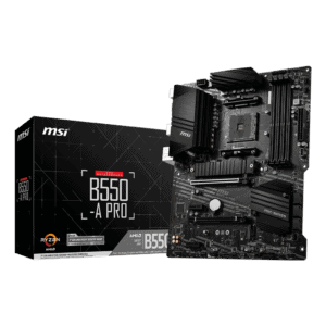 MSI B550-A Pro Motherboard