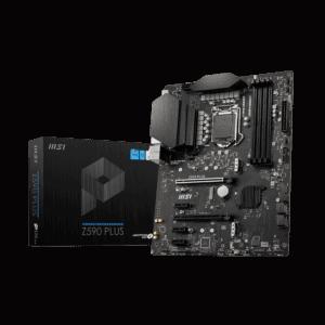 MSI Z590 Plus Motherboard