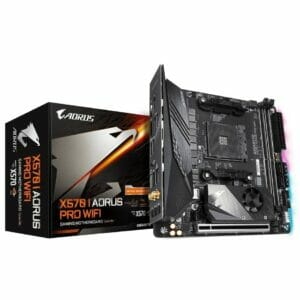 Gigabyte X570 I Aorus Pro Motherboard For AMD AM4 CPU