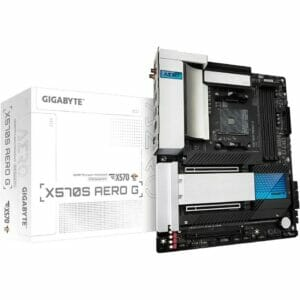 Gigabyte X570S Aero G Motherboard For AMD AM4 CPU