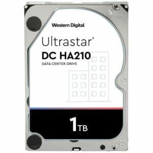 "1TB Western Digital UltraStar DC HA210 HUS722T1TALA604 3.5"" Internal HDD"