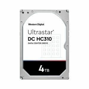 """4TB Western Digital UltraStar DC HC310 HUS726T4TALE6L4 3.5"""" Internal HDD"""