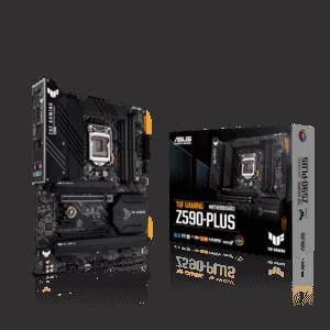 ASUS TUF Gaming Z590-PLUS Motherboard For Intel LGA 1200 CPU