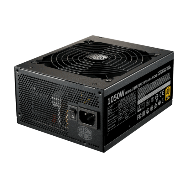1050W CoolerMaster MPE-A501-AFCAG-WO Power Supply (PSU)